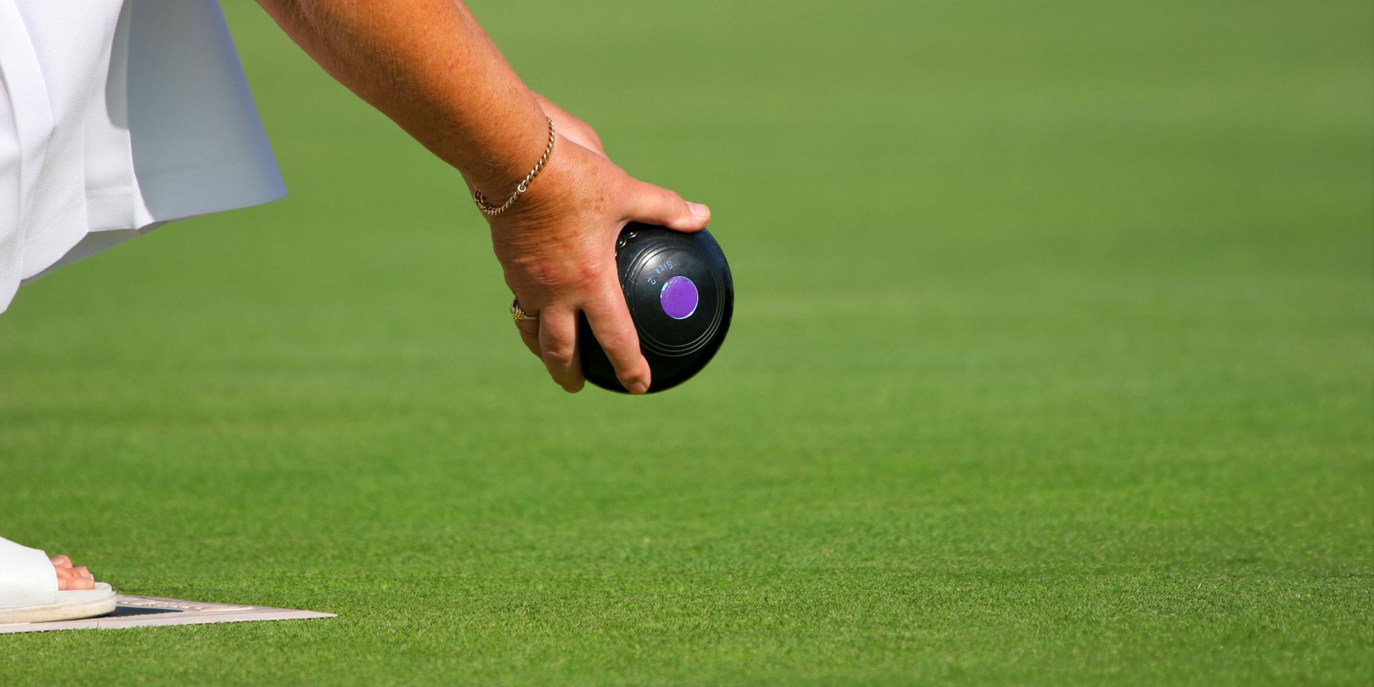 Welford Bowls Club outdoor bowls