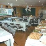Welford Bowls Club function room
