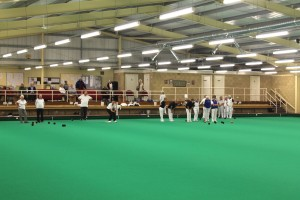 Welford Bowls Club Indoor Bowls