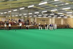 Welford Bowls Club Indoor Bowls