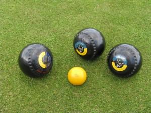 Welford Bowls Club jack high