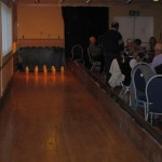 Welford Bowls Club Skittles Alley